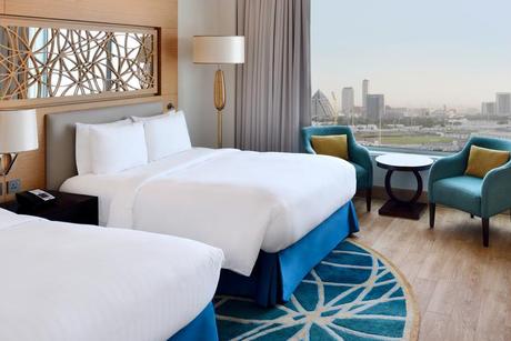 Marriott Al Jaddaf launches seasonal offers