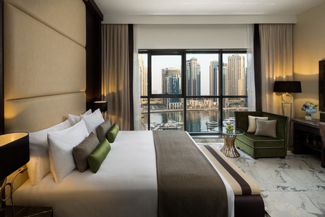 Millennium Place Maria celebrates UAE National Day
