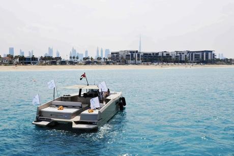 National Day celebrations at Nikki Beach Resort & Spa Dubai