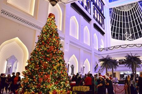 Bab Al Qasr Hotel & Residences announce festive offers