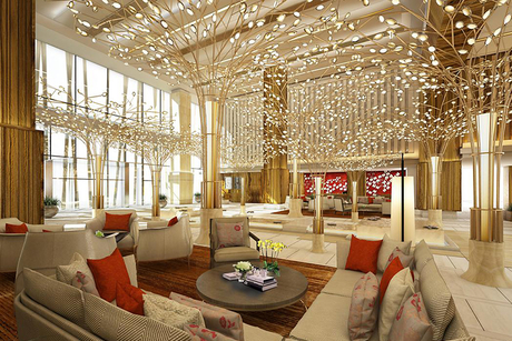 Depa Interiors wins Construction Week Award for Dubai's Mandarin Oriental Jumeira Hotel