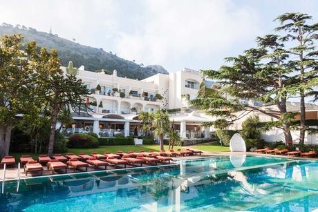 Photos: A look at Capri Palace, Jumeirah in Italy