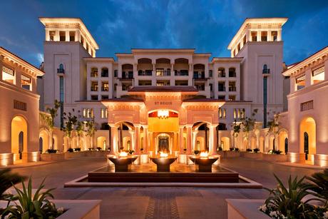 The St. Regis Saadiyat Island Resort, Abu Dhabi turns eight