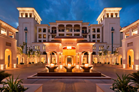 The St. Regis Saadiyat Island Resort, Abu Dhabi turns eight