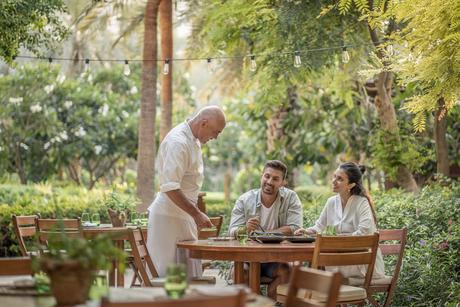 Four Seasons Resort Dubai at Jumeirah Beach launches vegetarian menu