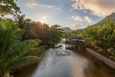 The H Resort Beau Vallon Beach, Seychelles partners with Marine Conservation Society