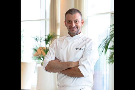 Waldorf Astoria Dubai Palm Jumeirah appoints executive chef