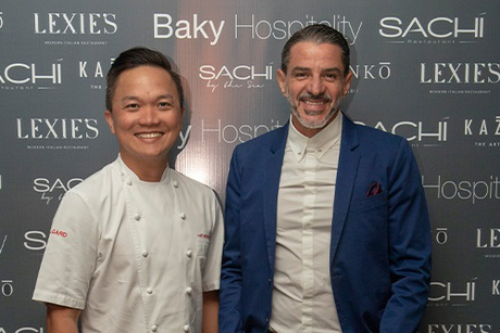 Egypt's Baky Hospitality partners with Reif Othman on refined dining concepts