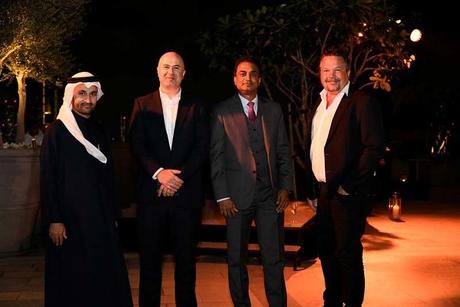 Photos: AHIC launch reception