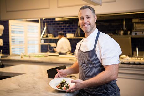 Five Minutes With: Executive chef, Bistrot Bagatelle, Fairmont Dubai