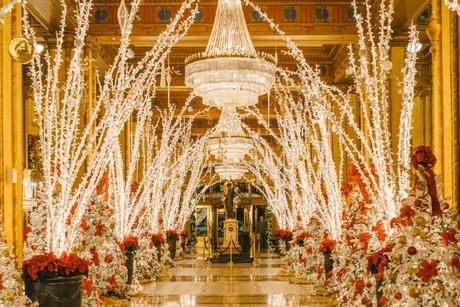 Photos: Hilton Christmas decorations around the world