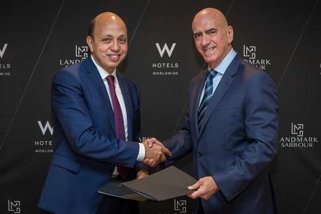 Marriott International to open W Cairo