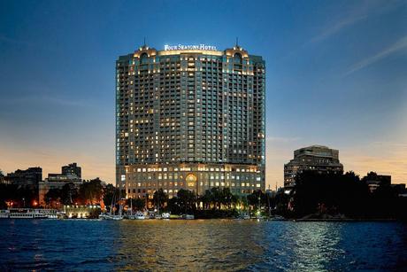 Four Seasons Hotel Cairo at Nile Plaza prepares Christmas events