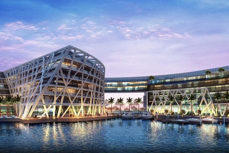 The Abu Dhabi Edition creates 'Year of Tolerance' Christmas tree