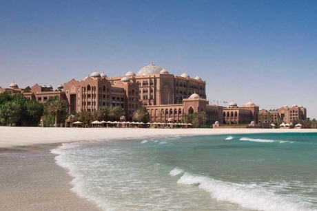 Emirates Palace records boost in occupancy