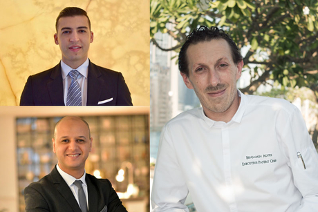 A trio of F&B appointments at Address Hotels
