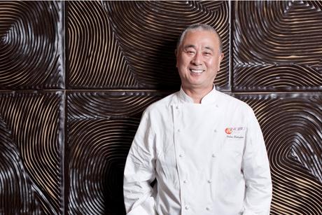 Nobu Matsuhisa: Increase in competition in Dubai a positive
