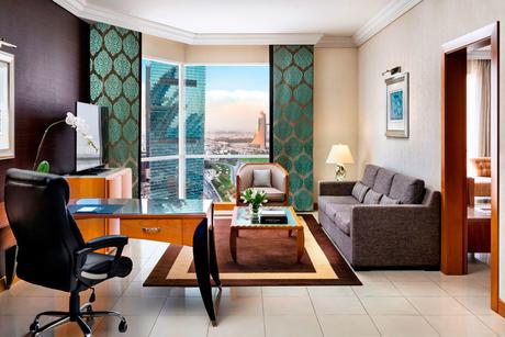 Staycation deals at Fairmont Dubai