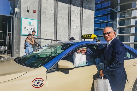 Millennium Place Barsha Heights collaborates with RTA