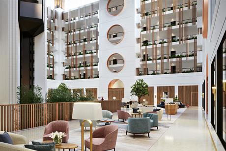 Bishop Design has six Oman hotel projects underway