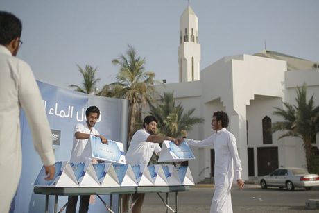 Grohe's Green Mosque campaign promotes water conservation