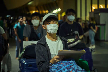 Passenger screening increases at Gulf airports amid virus outbreak