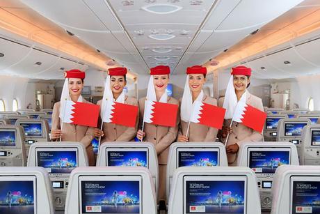 Emirates flies more than 6.7m passengers on Bahrain route