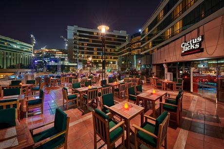Millennium Airport Hotel Dubai's Cactus Jacks turns 18