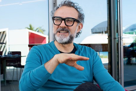 Massimo Bottura hoping to collaborate with Expo 2020