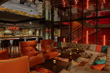 Underground bar opens at Andaz Dubai The Palm