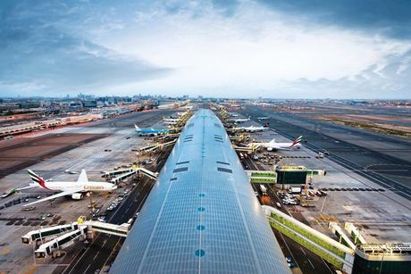 BA aircraft collides with Emirates aircraft at DXB