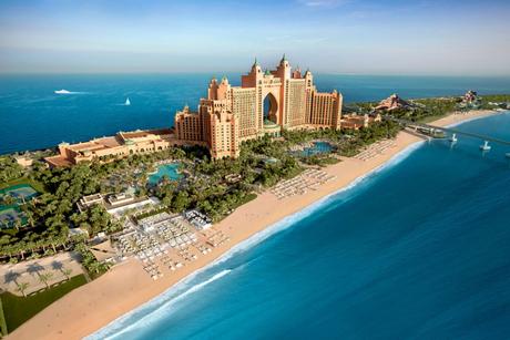 Atlantis, The Palm saw 90% occupancy in 2019