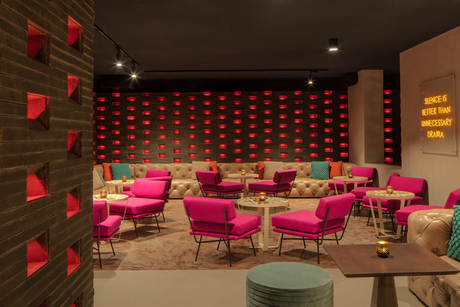 Photos: Recently opened Knox bar at Andaz Dubai The Palm