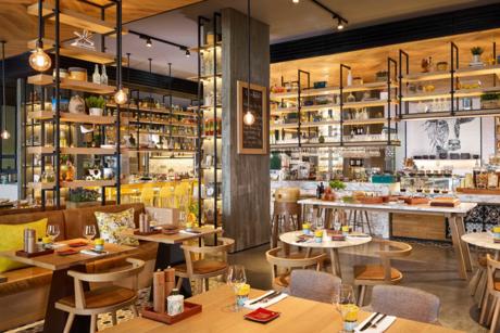 Grand Hyatt Abu Dhabi's Verso introduces new dishes