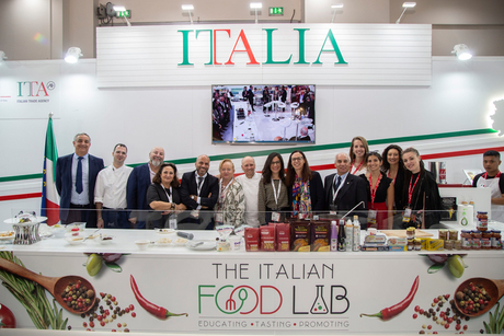 Report: Italian F&B exports to UAE increase by 12%