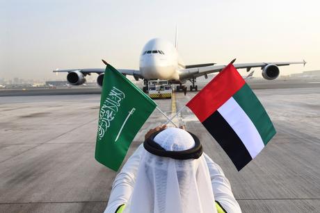 Emirates celebrates 30 years of service to Riyadh