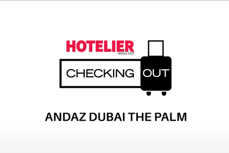 Video: Checking Out: Andaz Dubai The Palm