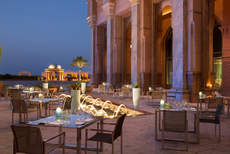 Emirates Palace's Sayad offers unlimited oysters