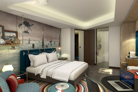 IHG to open first Hotel Indigo brand property in Middle East