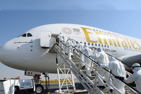 Photos: How Emirates cleans nearly 250 aircraft a day