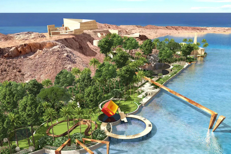 Architectural firm hired for Saudi's Amaala mega project