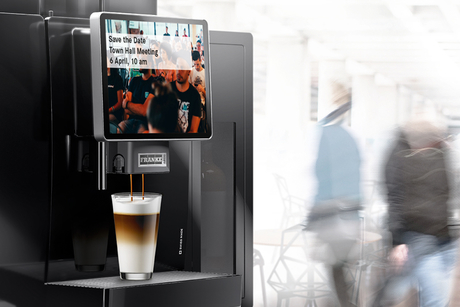 Franke Group upgrades coffee machine technology