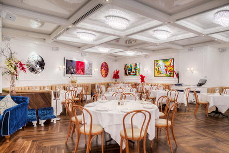 Photos: Fitted Out - Bistrot Bagatelle
