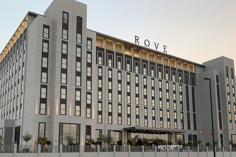 Rove Hotels discounts long-term stays