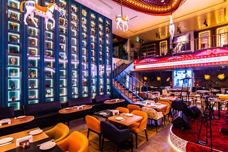 Photos: Antika Bar in DIFC