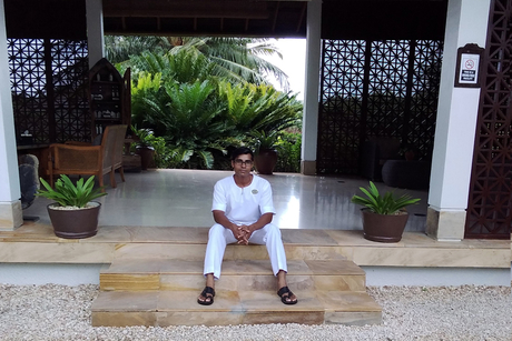 Day in the Life: Spa manager & yoga instructor, The Residence Zanzibar