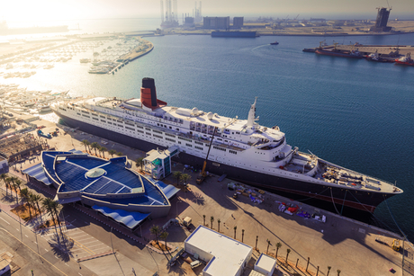 QE2 in Dubai temporarily shuts down