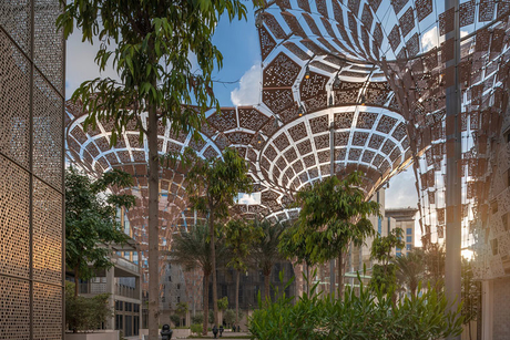 Expo 2020 sends message of support