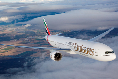 Emirates halts operations in 104 destinations