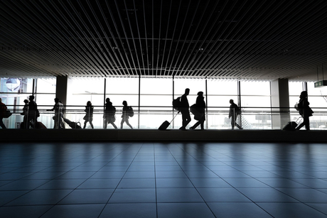March sees air passenger demand drop by 53% year on year